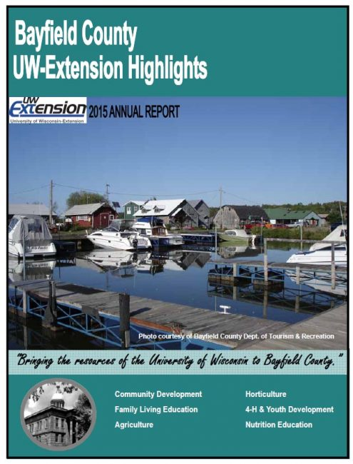 Extension Highlights 2015 cover