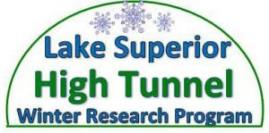 Lake Superior High Tunnel Winter Research Project