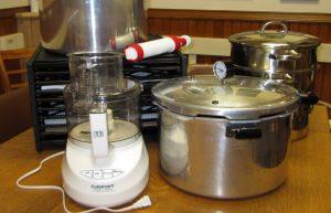 Food Preservation equipment