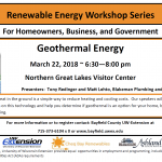 Geothermal Energy Workshop