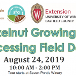 Hazelnut Growing and Processing Field Day