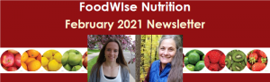 FoodWIse Nutrition February