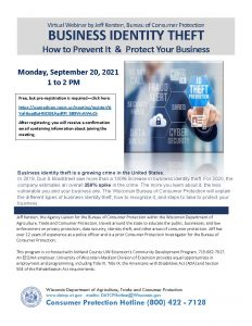 Business ID Theft